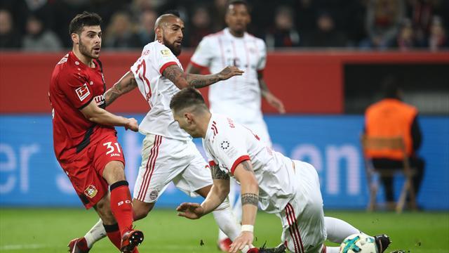 Leverkusen will Heynckes' Triple-Traum platzen lassen