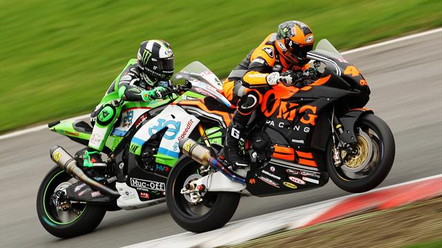 Can anyone beat Haslam to BSB title?