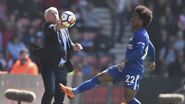 Some Southampton players not brave enough, says Hughes