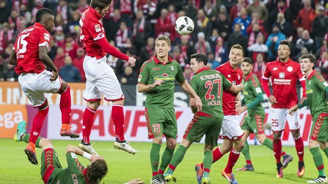 Майнц може да изпрати Фрайбург към плейофите