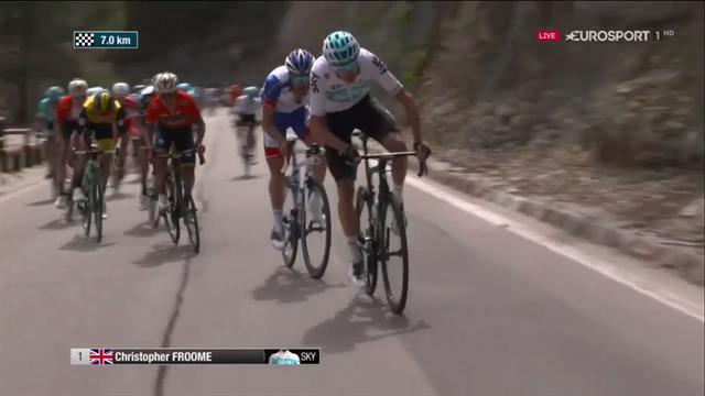 Tour de Los Alpes 2018: El estacazo de Froome ante Fabio Aru