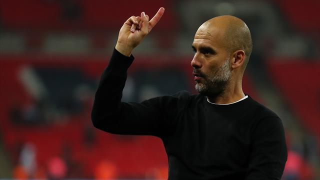 Guardiola évoque l'arrivée «d'un ou deux joueurs» pour la saison prochaine