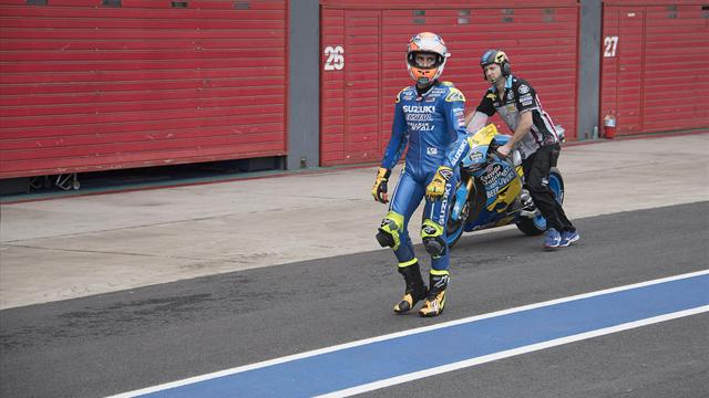 Alex Rins: Suzuki now has bike to win races