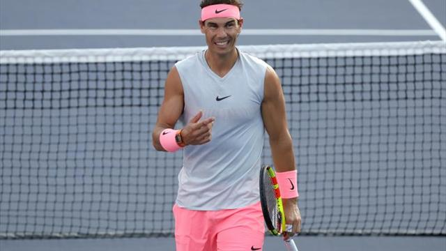 Nadal continúa liderando el ránking ATP, y Andújar escala 201 puestos
