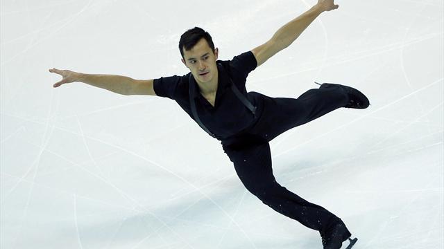 Kanadas Eiskunstlauf-Olympiasieger Chan beendet Karriere