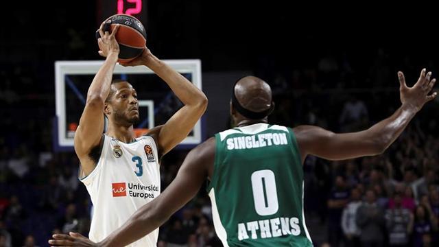 El Madrid necesita ganar en Atenas al menos un partido para llegar a Belgrado