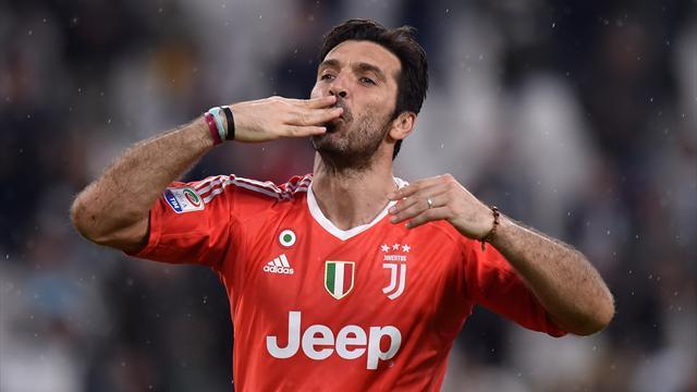 Unter Tränen: Buffon gibt Juventus-Abschied bekannt