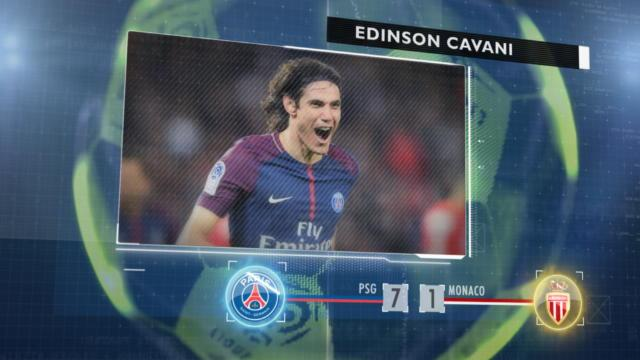 Ligue 1 - 5 choses à retenir de PSG/Monaco