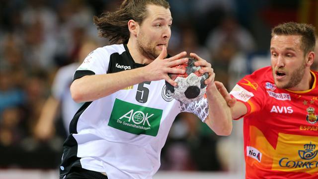 HC Erlangen: Saison-Aus für Handball-Europameister Sellin