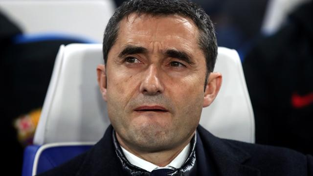 Ernesto Valverde set to shake up Barcelona side on trip to Celta Vigo