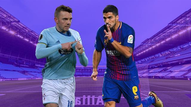 LaLiga, Celta-Barcelona: Balaídos, un campo maldito para iniciar el doblete perfecto (21:00)