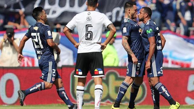 Avergonzado, Beausejour está dispuesto a irse de la U tras el clásico chileno
