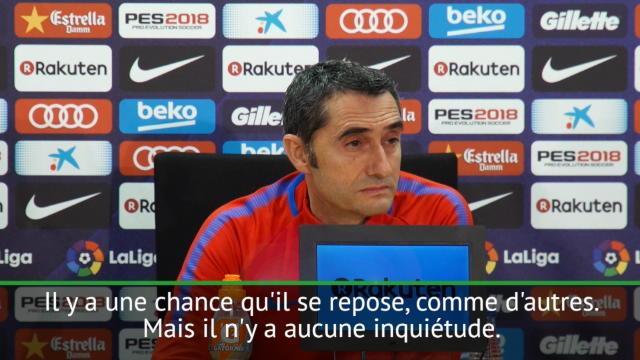 Barça - Plusieurs absents à Vigo, Digne fait son retour