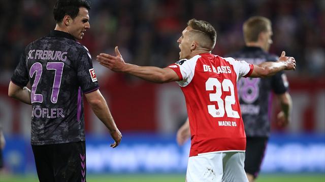 """""""Szenen, die keiner will"""" - Reaktionen zum denkwürdigen Spiel in Mainz"""