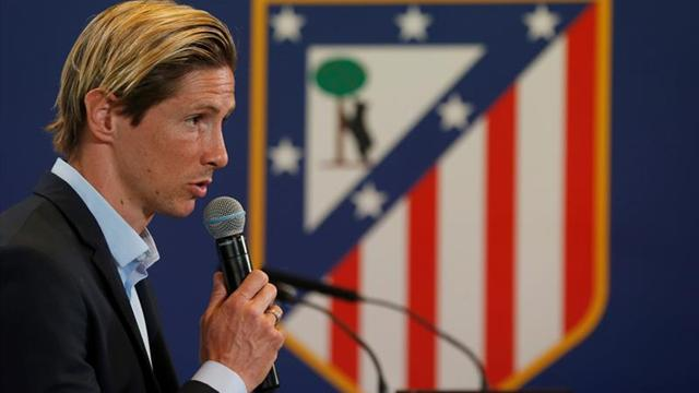 """Torres: """"Desde que volví al Atlético quería elegir el momento de despedirme"""""""