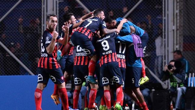 San Lorenzo empata con Vélez y es tercero a siete puntos del líder Boca