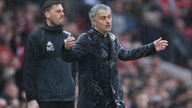Jose Mourinho on Manchester City winning Premier League