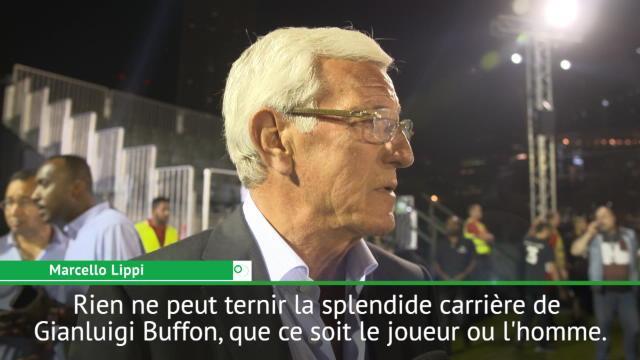"Juventus - Lippi: ""Rien ne peut ternir la carrière de Buffon"""