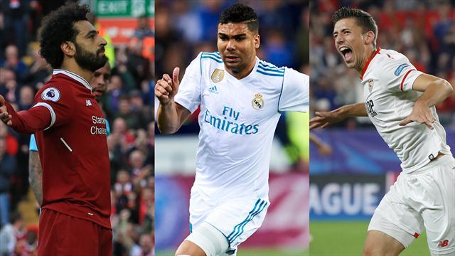 Salah, Casemiro, Neymar y Lenglet, los nombres del día