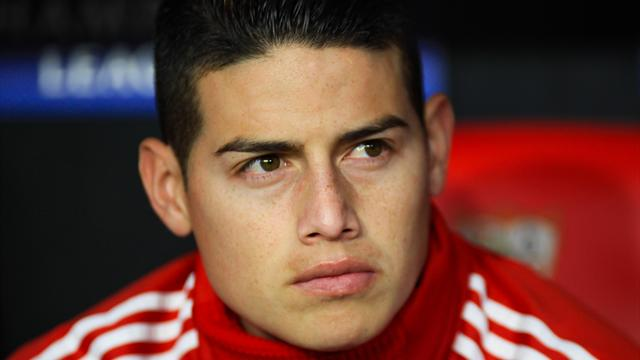 "James warnt vor Reals ""Champions-League-Chip"""