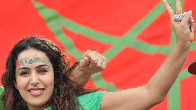 Закон опреследовании геев может помешать Марокко принятьЧМ