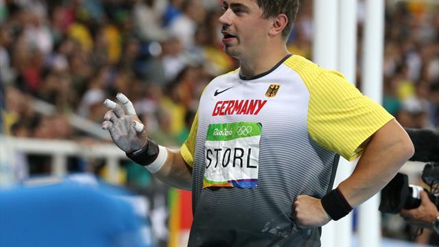 Kugel-Riese Storl will mit neuem Trainer zu alten Weiten