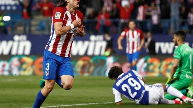 Real Sociedad 3-0 Atlético: resumen, resultado y goles