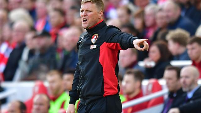 Eddie Howe urges Bournemouth to finish the season strongly