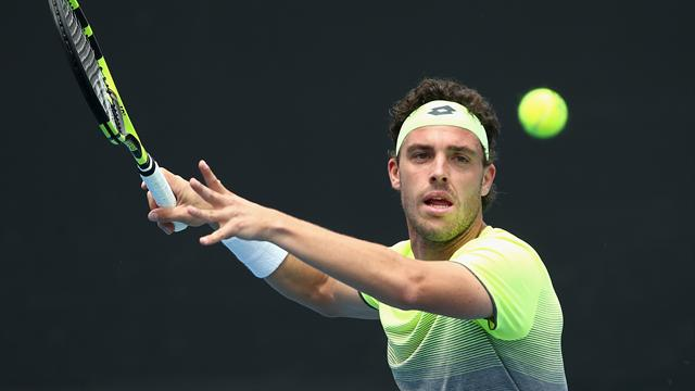 Lucky loser Cecchinato claims maiden ATP title in Hungary