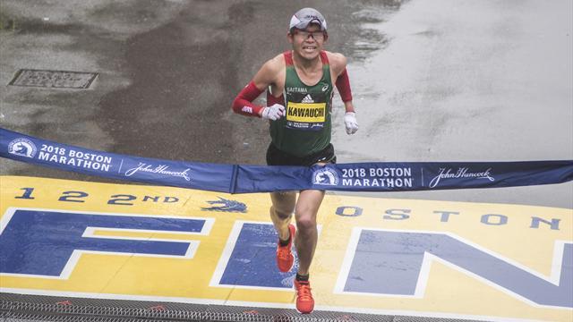 """Sonderurlaub für Marathonheld Kawauchi: """"Härter als alle anderen"""""""
