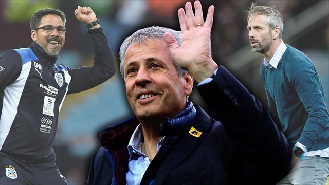 Neuer BVB-Coach gesucht: Die Kandidaten auf Stögers Nachfolge