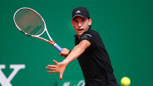 Thiem saves match point in win over Rublev, Edmund crashes out