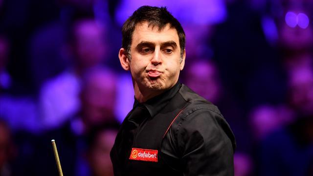 """Ronnie O'Sullivan: """"Jag kan vinna, men Selby är favorit"""""""