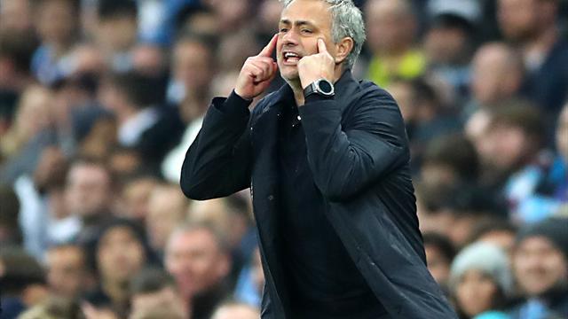 Manchester United battling for top-four spot, never mind second – Mourinho