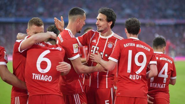 Harte Brocken für Kovac: Bayern im Champions Cup gegen PSG, Juve und ManCity