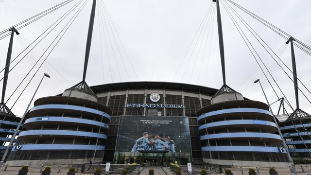 Manchester City could face transfer ban over under 18 signing