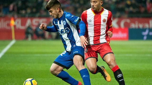 El Alavés sólo ha perdido un partido en casa ante el Girona