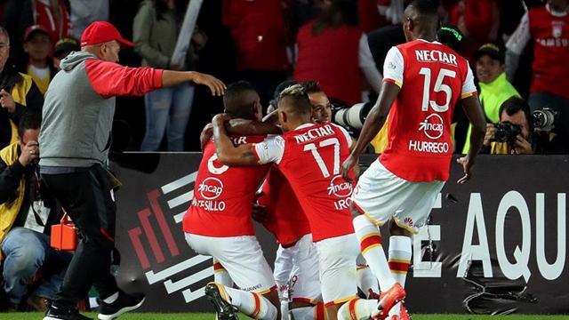 El Flamengo recibe a un alicaído Independiente de Santa Fe
