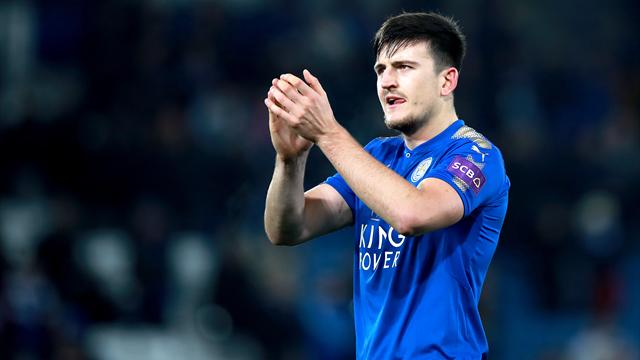Claude Puel: 'Leicester City won't sell Harry Maguire'