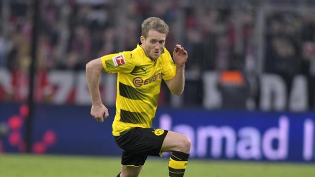 Neue Personalsorgen beim BVB: Schürrle für Leverkusen fraglich