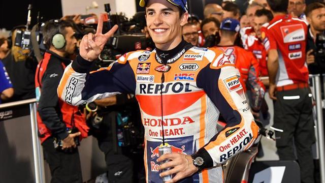 """Márquez: """"Me sentí bien en las dos primeras carreras y eso es positivo"""""""