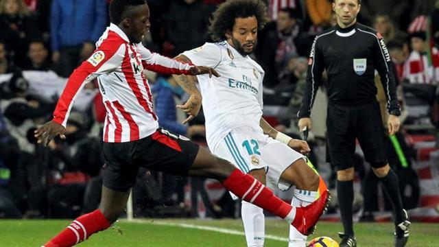 Última prueba madridista ante un Athletic con sensación de temporada acabada