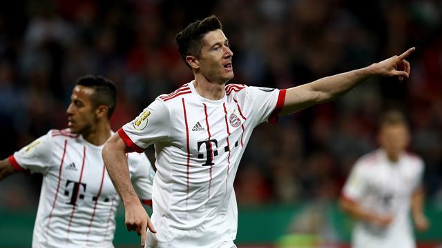 6-2 del Bayern al Leverkusen: finale di Coppa centrata, resta vivo il sogno Triplete