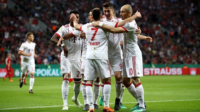 Le Bayern et Müller étaient en mode rouleau-compresseur pour retrouver la finale