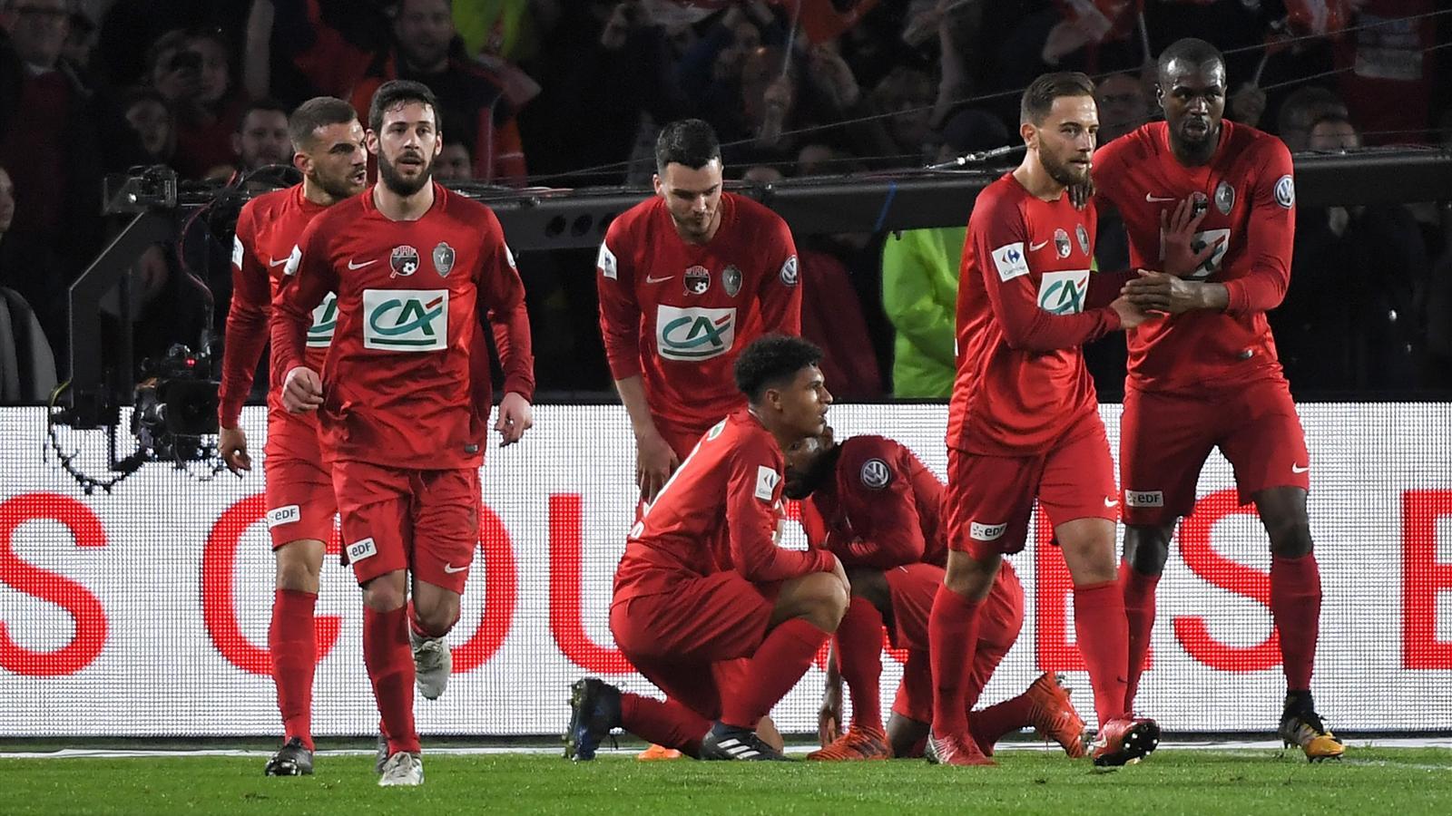 Plus fort que chambly les herbiers joueront la finale au stade de france coupe de france - Coupe de france football calendrier ...