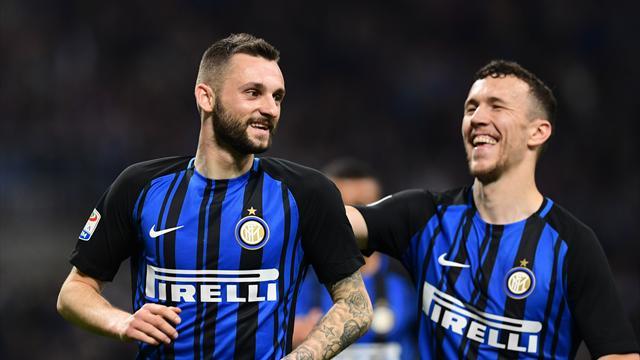 Le pagelle di Inter-Cagliari 4-0: bene Cancelo e Brozovic, sardi in imbarazzo