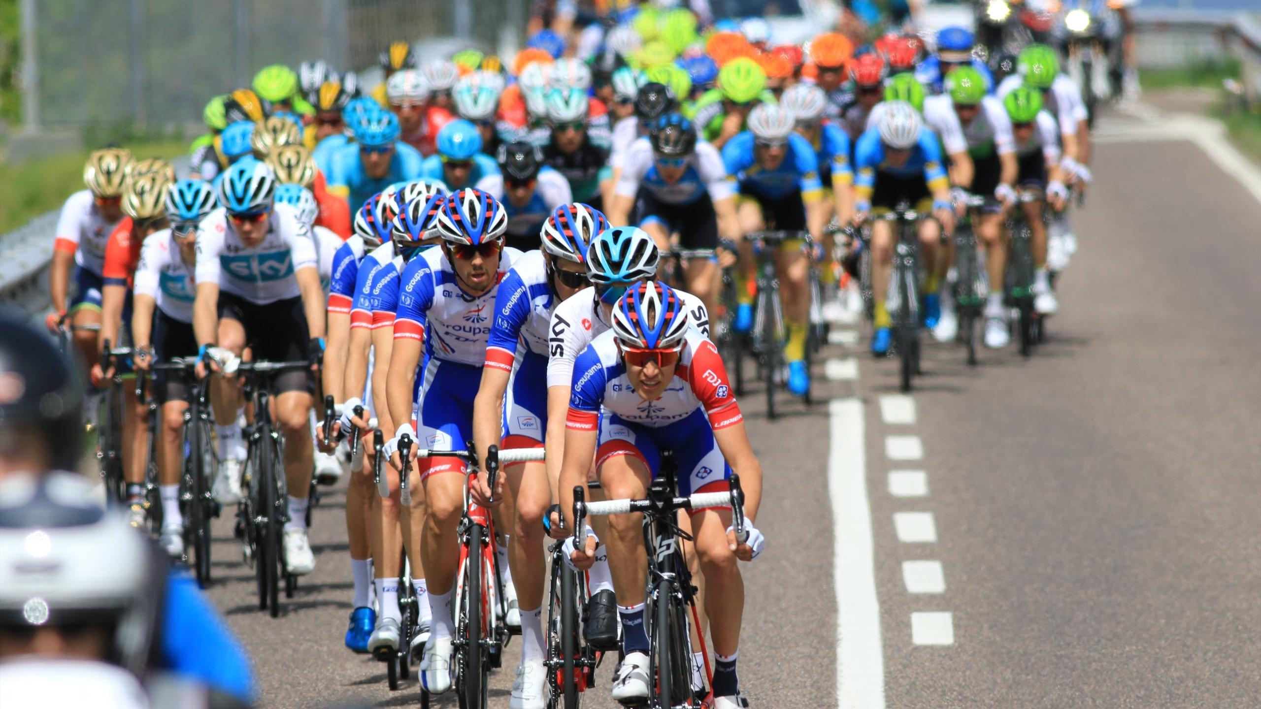 Cycling - Tour de France-highlights