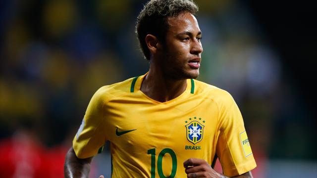 """Neymar : """"Personne n'a aussi peur que moi"""""""