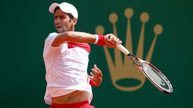 Djokovic struggles to beat Coric in 2nd round of Monte Carlo Masters