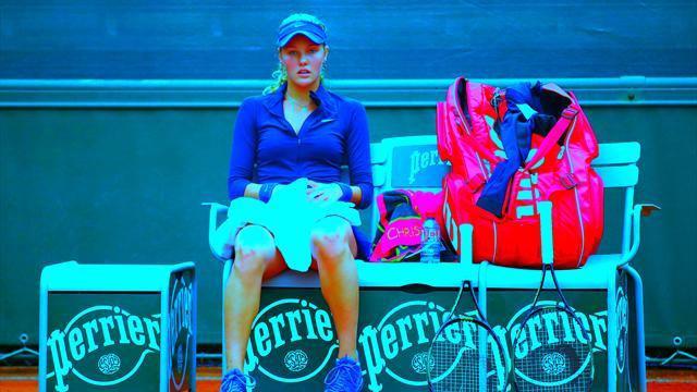 Sofya Zhuk : un peu de Sharapova, beaucoup de talent